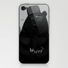 Wood Tang Clan iPhone & iPod Skin