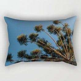Araucaria Branches Rectangular Pillow