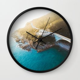 Italian West Coast Wall Clock