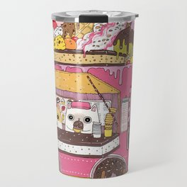 IceCream Truck Travel Mug