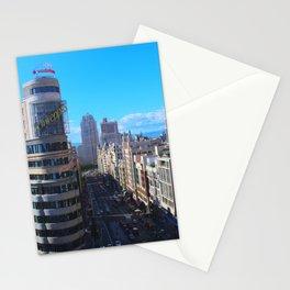 La Gran Via Stationery Cards