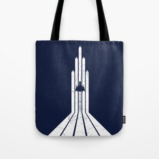 Super Star Soldier Tote Bag