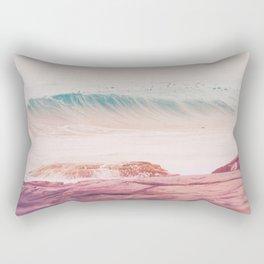 Lazy Day at Sea Rectangular Pillow