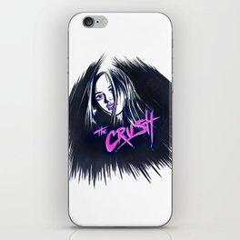 CRUSH'D iPhone Skin