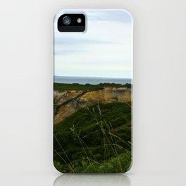 Aquinah Cliffs iPhone Case