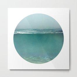 Under Water 2 Metal Print