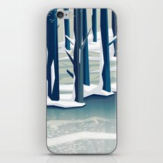 Spring was coming iPhone & iPod Skin