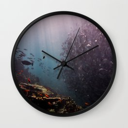 Summer School Wall Clock