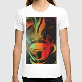Space Coffee T-shirt