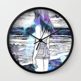 Ito Edit 6 Wall Clock
