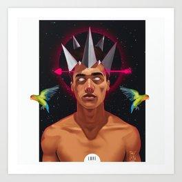 L.O.V.E. Art Print