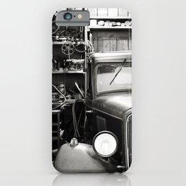 Garage iPhone Case