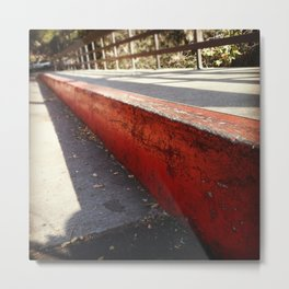 Hours of Entertainment For A Skateboarder Metal Print