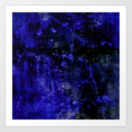 Voices Of The Night No.1b by Kathy Morton Stanion Art Print