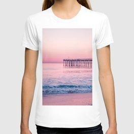 Hermosa Beach Pier California United States Ultra HD T-shirt
