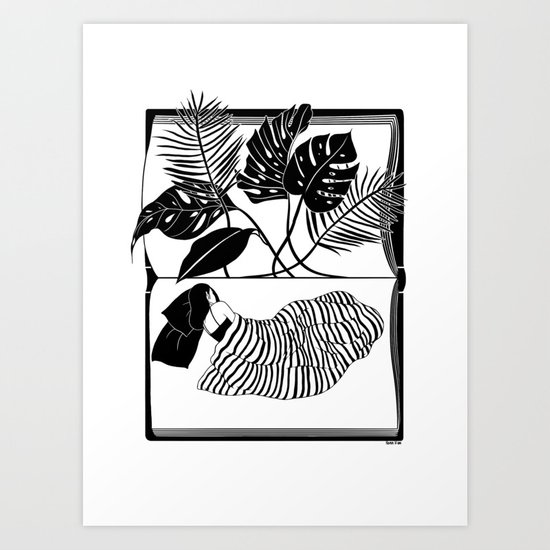 A Midsummer Night's Dream Art Print