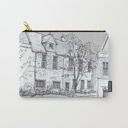 York Quadrangle Carry-All Pouch