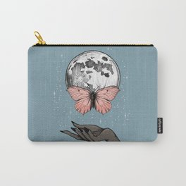 Luna Moth Full Moon Release Carry-All Pouch