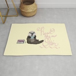 Martin the Otter: Read Like No Otter-by Hxlxynxchxle Rug