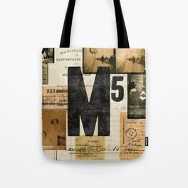 M5 Collection Tote Bag