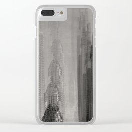 Growth. 130_23 Clear iPhone Case