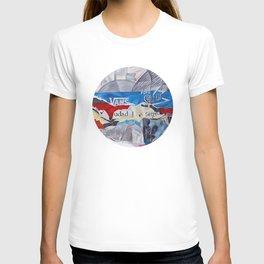 Previo de Ruinas Publicitarias III T-shirt