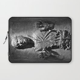 Han Solo in Carbonite Laptop Sleeve