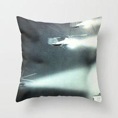 Is this the future I was promised? Throw Pillow