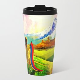 Children of Armenia Travel Mug