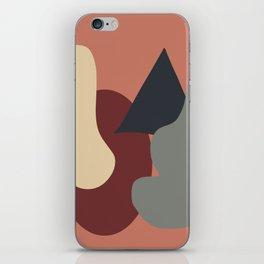 Zeichnung 6 iPhone Skin