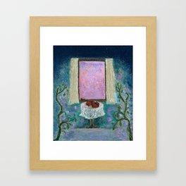 Adagio Framed Art Print