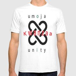 Umoja Kwanzaa T-shirt