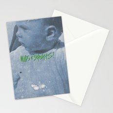KIDS & SPORTS! Stationery Cards