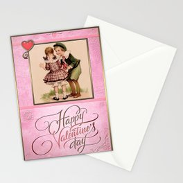 Valentine's Day Vintage Card 094 Stationery Cards