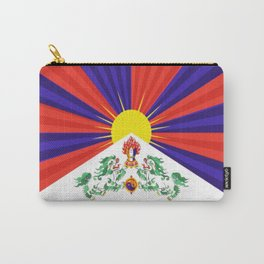 Love Tibet-457 Carry-All Pouch