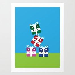 Playful Presets Art Print