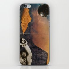 Night Noises In Her Voice iPhone & iPod Skin
