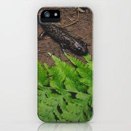 Salamander iPhone Case