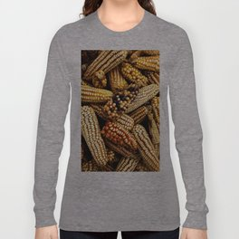 Corn Long Sleeve T-shirt