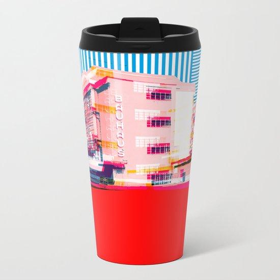 Bauhaus · Das Bauhaus 6 Metal Travel Mug
