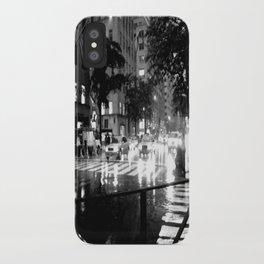 Rainy Day, Dream Away iPhone Case