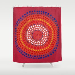 Dotto 23 Shower Curtain