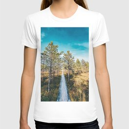 In the swamp land T-shirt