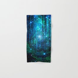 magical path Hand & Bath Towel