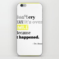 dr seuss iPhone & iPod Skins featuring Dr Seuss by Laura Maria Designs