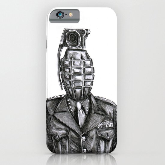 General Damage iPhone & iPod Case