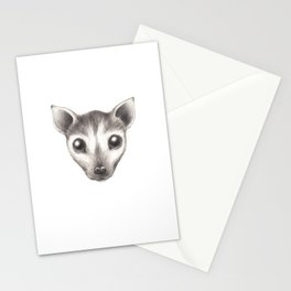 Spectacled Flying Fox Stationery Cards