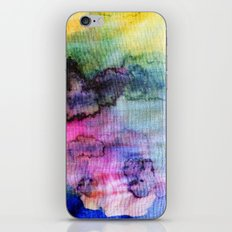 The Colour Game iPhone & iPod Skin