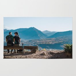Date with a View Rug