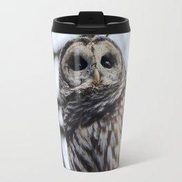 My first owl :) Travel Mug